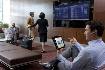vidéoconférence mobile