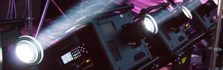 Projecteurs professionnels